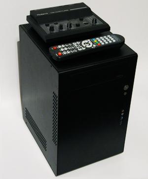 Комплект цветомузыкальной аппаратуры